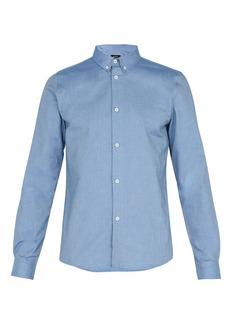 A.P.C. Button-down collar oxford shirt