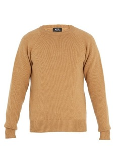A.P.C. Cabin wool sweater