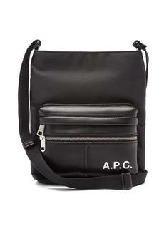 A.P.C. Camden cross-body bag