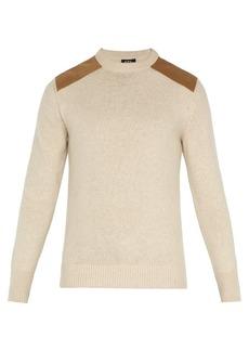 A.P.C. Carsten wool sweater