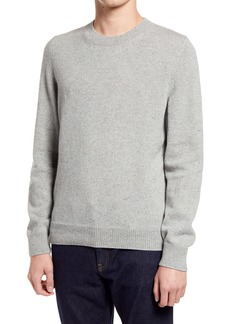 A.P.C. Cavan Crewneck Neppy Merino Wool Sweater