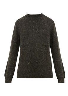 A.P.C. Cavan flecked wool sweater