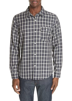 A.P.C. Check Woven Shirt