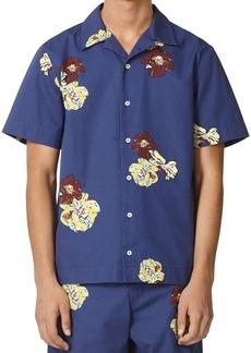 A.P.C. Chemisette Louis Camp Shirt
