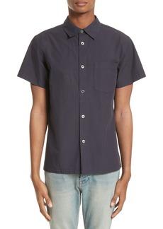 A.P.C. Cippi Poplin Woven Shirt