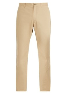 A.P.C. Classic cotton chino trousers