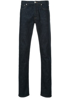 A.P.C. classic fitted jeans - Blue