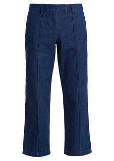 A.P.C. Cooper cotton pintuck jeans