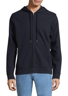 A.P.C. Cotton Hooded Sweatshirt