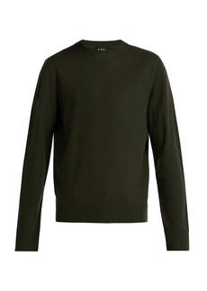 A.P.C. Crew-neck wool sweater