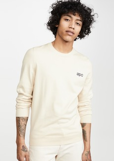 A.P.C. Crewneck Sweatshirt