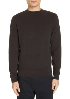 A.P.C. Diamond Matelassé Sweater