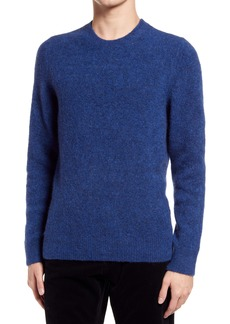 A.P.C. Diego Crewneck Wool Blend Sweater