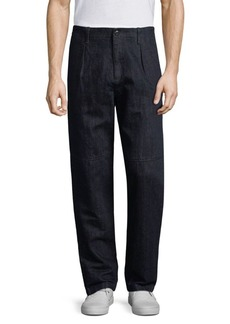 A.P.C. Donnie Straight-Fit Denim Pants