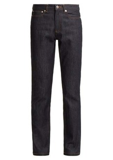 A.P.C. Droit high-rise straight-leg jeans