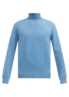 A.P.C. Dundee roll-neck wool sweater