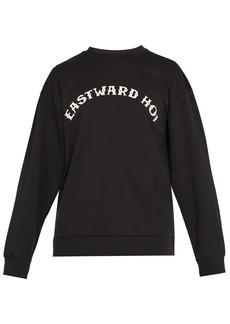 A.P.C. Eastward Oh! cotton sweatshirt