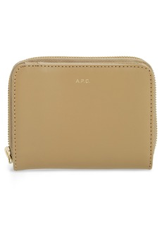 A.P.C. Emmanuelle Leather Wallet
