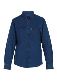 A.P.C. Enrico denim shirt