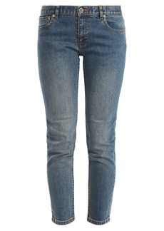 A.P.C. Etroit Court low-rise skinny jeans