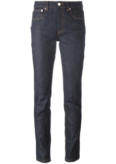 A.P.C. five pockets skinny jeans - Blue