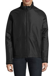 A.P.C. Full Zip Raglan-Sleeve Jacket