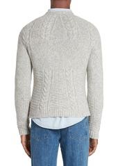 A.P.C. Galway Alpaca Blend Sweater