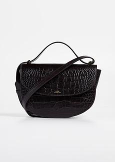 A.P.C. Geneve Saddle Bag