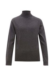 A.P.C. Glen roll-neck wool jumper