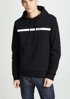 A.P.C. Hoodie Sweatshirt