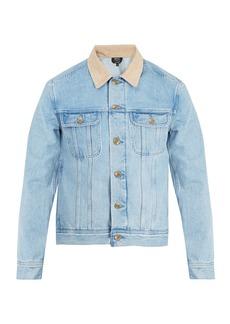 A.P.C. Howl denim jacket