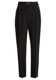A.P.C. Isa crepe trousers
