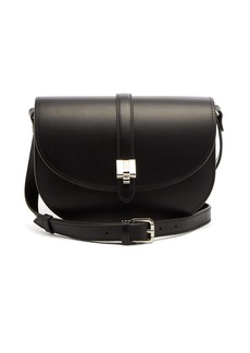 A.P.C. Isilde leather cross-body bag
