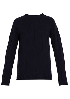 A.P.C. Jacopo wool-blend sweater