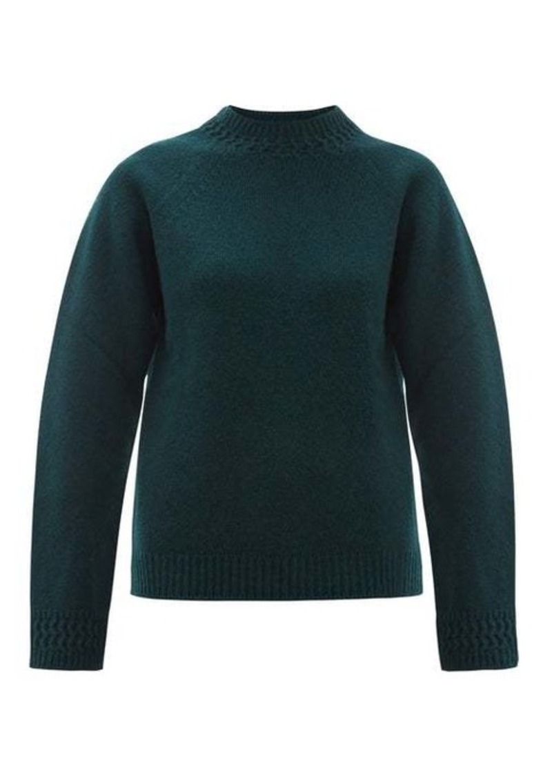 A.P.C. Janet wool-blend sweater
