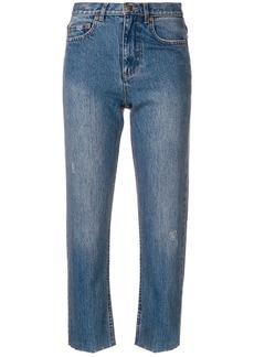 A.P.C. Jean cropped jeans - Blue