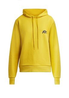 A.P.C. Jenny cotton hooded sweatshirt