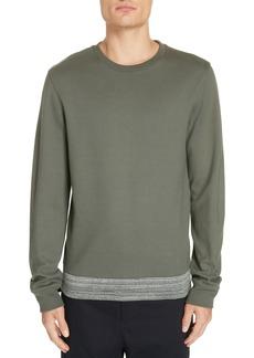 A.P.C. Jeremie Space Dye Sweatshirt