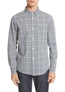 A.P.C. John Check Woven Shirt