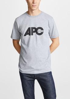A.P.C. Johnny Tee