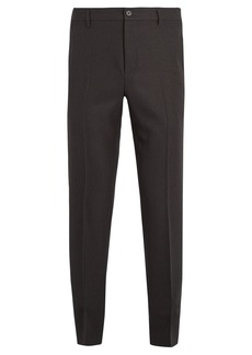 A.P.C. Kensington slim-leg wool trousers