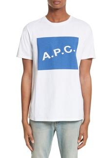 A.P.C. Kraft Graphic T-Shirt