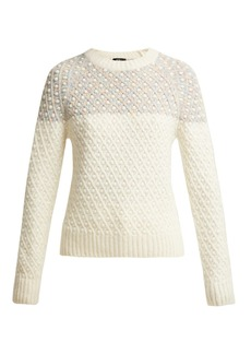 A.P.C. Laina knitted sweater