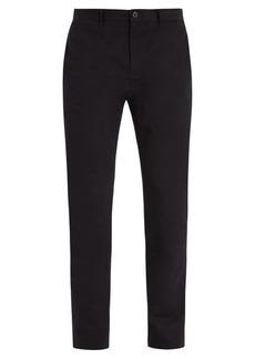 A.P.C. Lift slim-leg cotton chino trousers