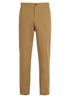 A.P.C. Louis gabardine trousers