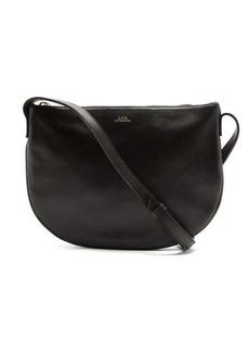 A.P.C. Maelys leather cross-body bag