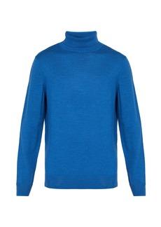 A.P.C. Marcelino roll-neck wool sweater