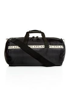 A.P.C. Maybelline Sport Duffel Bag