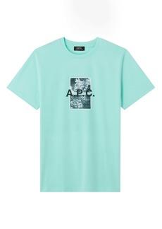 A.P.C. Men's Teddy Graphic Tee