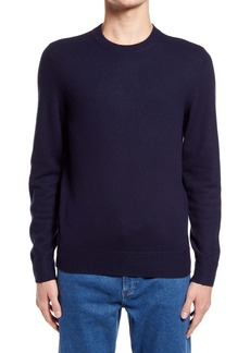 A.P.C. Merino Wool Crewneck Sweater
